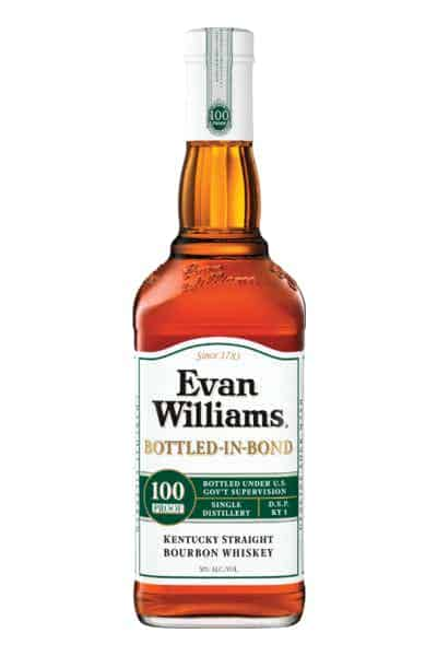 Evan Williams Bottled-in-Bond | Drizly