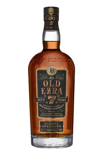 Ezra Brooks Old Ezra | Drizly