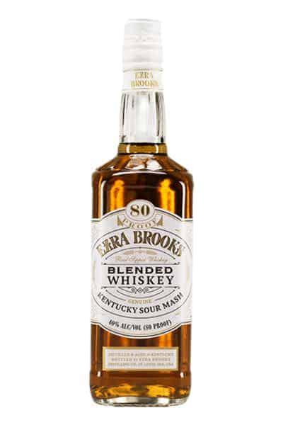 Ezra Brooks 80 Proof | Drizly