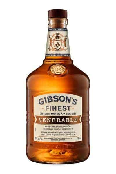 Gibson's Finest Rare 18 Year | Drizly