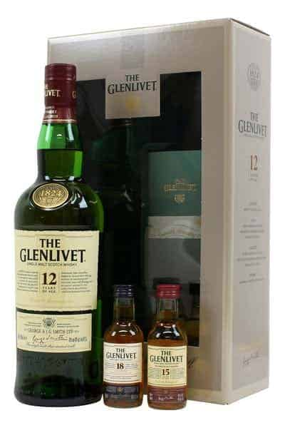 The Glenlivet 12 Year Gift Set | Drizly