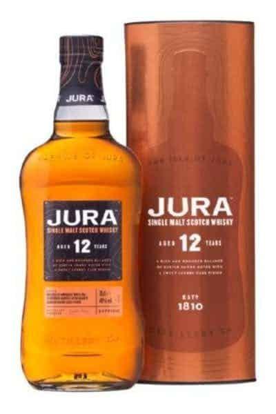 Isle Of Jura 12 Year Single Malt Scotch Whisky | Drizly