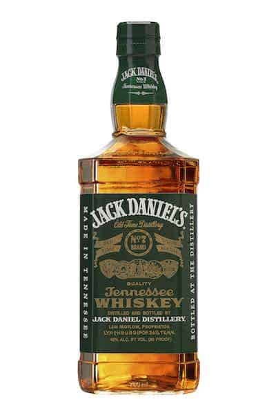 Jack Daniel's Tennessee Whiskey Green Label | Drizly