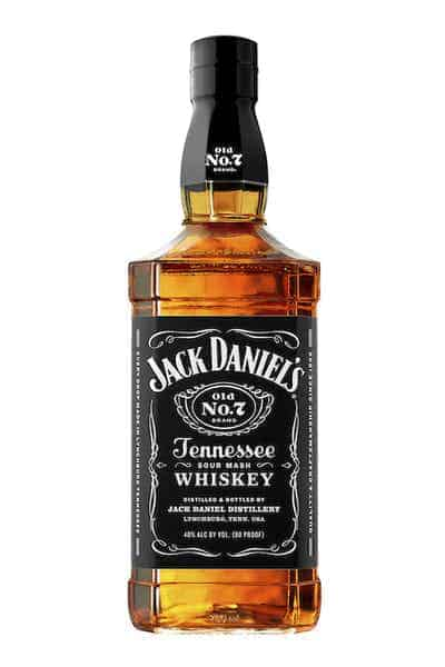 Jack Daniel's Old No. 7 Tennessee Whiskey | Drizly