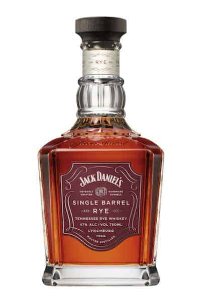 Jack Daniel's Single Barrel Rye | Drizly