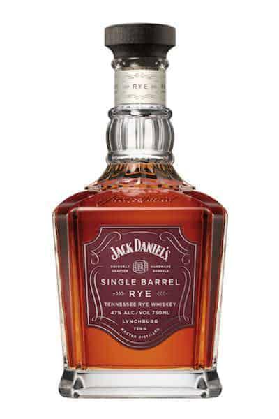 Jack Daniel's Single Barrel Rye   Drizly