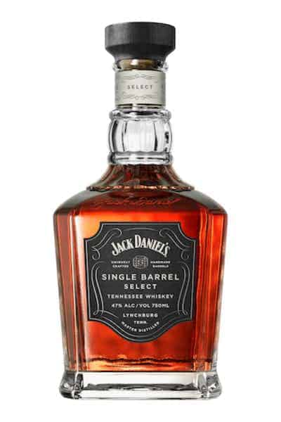 Jack Daniel's Single Barrel Select Tennessee Whiskey | Drizly