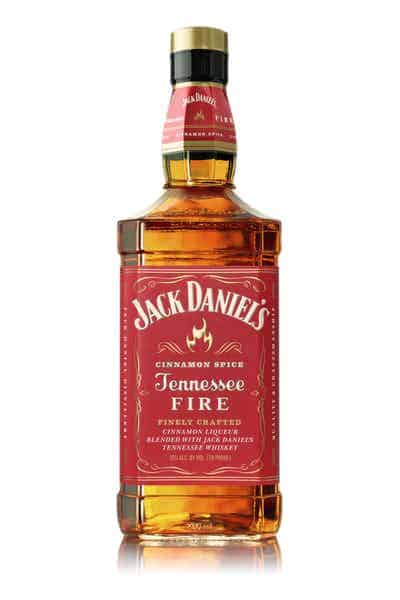 Jack Daniel's Tennessee Fire Flavored Whiskey | Drizly