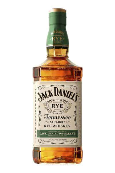 Jack Daniel's Rye Tennessee Whiskey | Drizly
