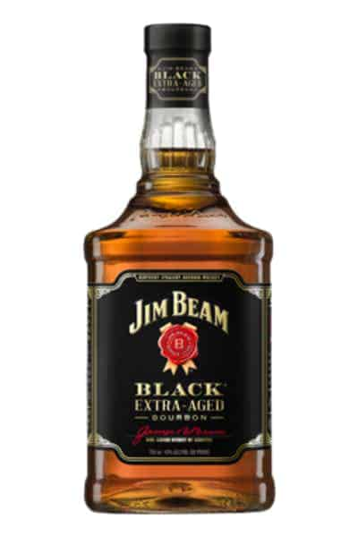 Jim Beam Black Extra Aged Bourbon Whiskey | Drizly