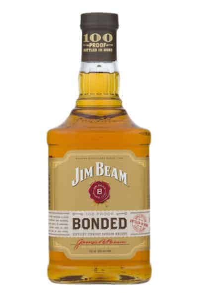 Jim Beam Bonded Bourbon Whiskey | Drizly