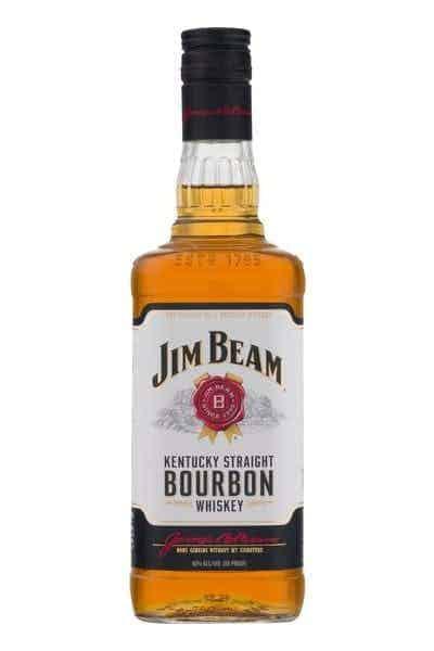 Jim Beam Bourbon Whiskey | Drizly