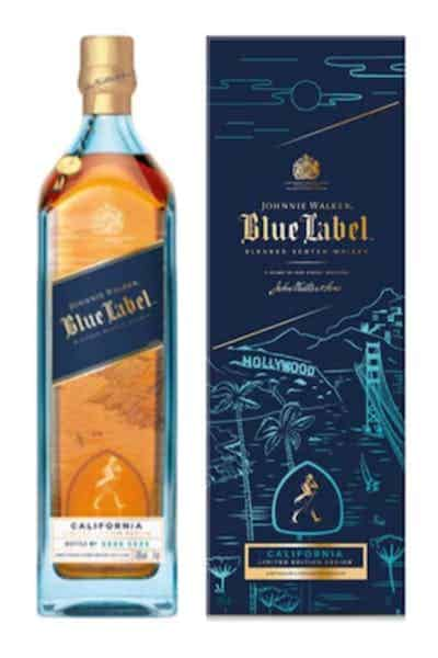 Johnnie Walker Blue Label California Edition | Drizly