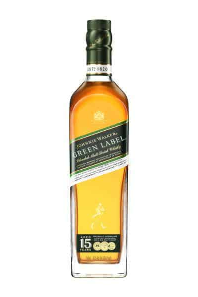 Johnnie Walker Green Label Blended Malt Scotch Whisky | Drizly
