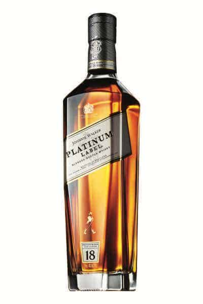 Johnnie Walker Platinum Label Blended Scotch Whisky | Drizly