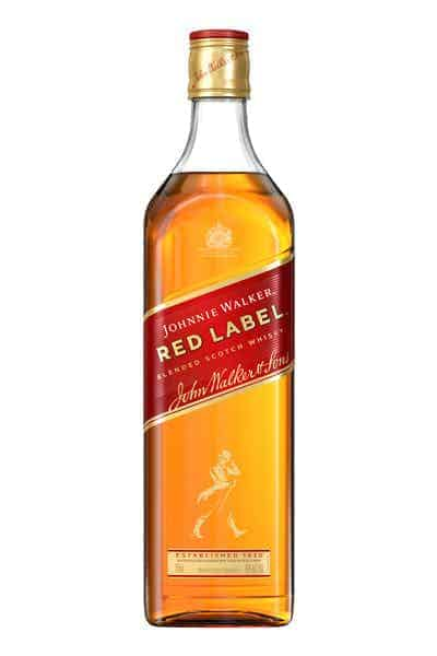 Johnnie Walker Red Label Blended Scotch Whisky | Drizly