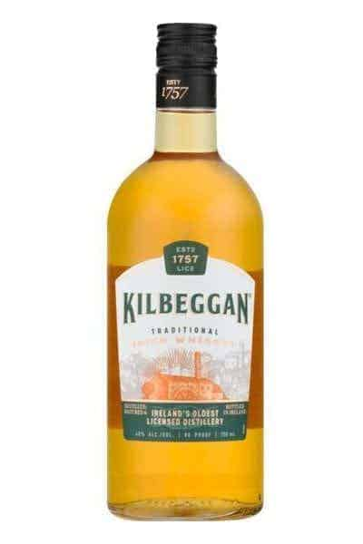 Kilbeggan Traditional Irish Whiskey | Drizly