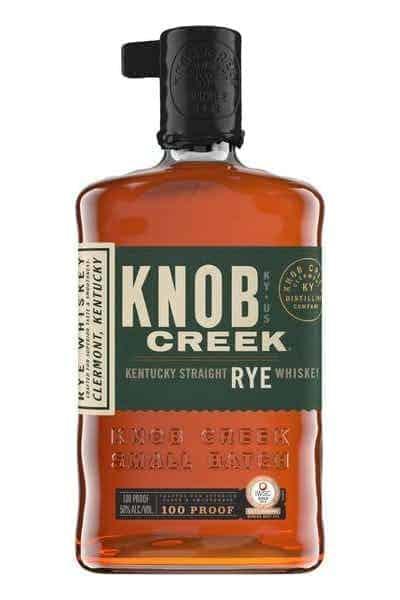 Knob Creek Rye Whiskey | Drizly