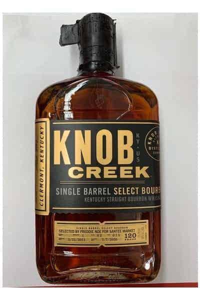 Knob Creek 9 yr Single Barrel Bourbon Select | Drizly