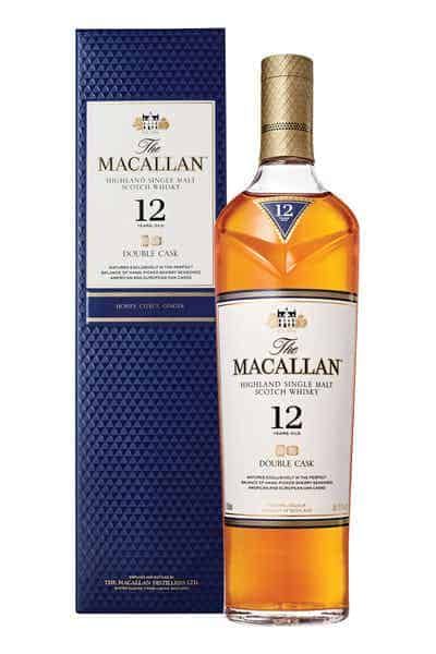 The Macallan Double Cask 12 Years Old | Drizly