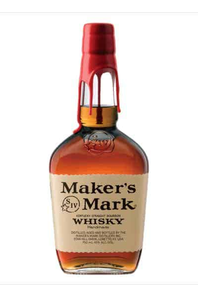 Maker's Mark Bourbon Whisky | Drizly