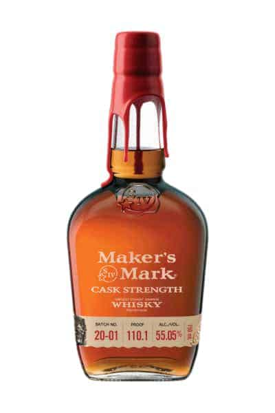 Maker's Mark Cask Strength Bourbon Whisky | Drizly