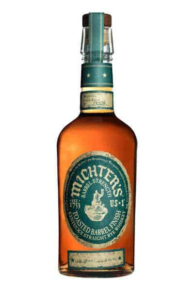 Michter's US-1 Toasted Barrel Finish Rye | Drizly