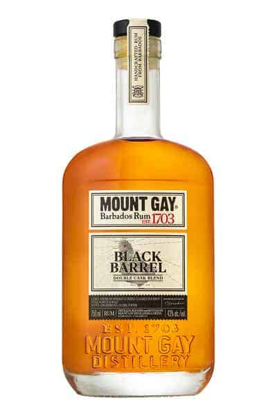 Mount Gay Rum Black Barrel | Drizly