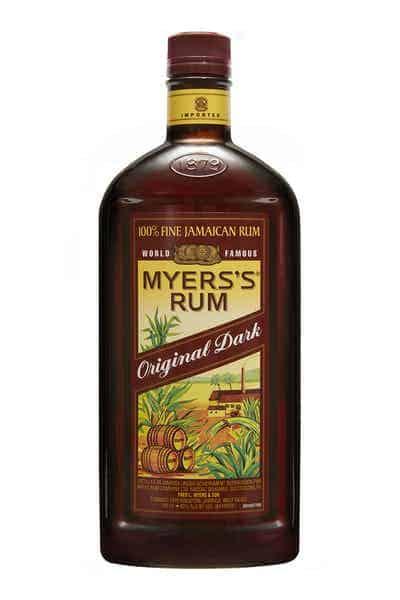 Myers's Original Dark Rum   Drizly
