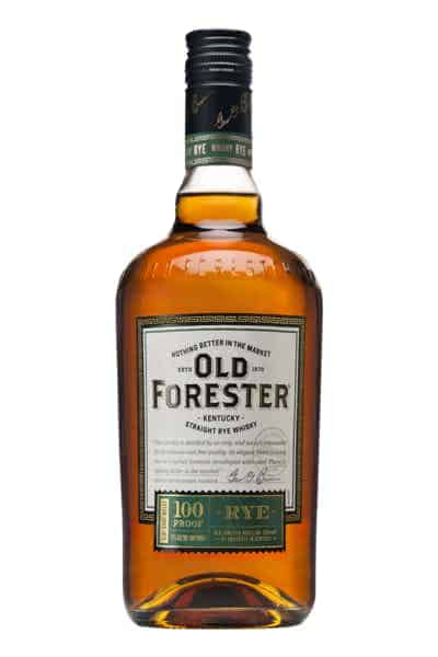 Old Forester Rye | Drizly