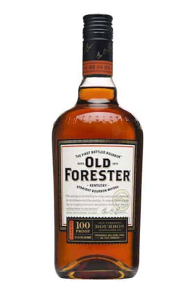 Old Forester 100 Proof Signature Bourbon | Drizly