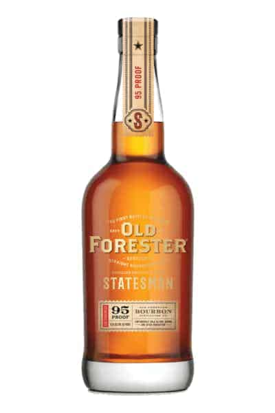 Old Forester Statesman Bourbon | Drizly