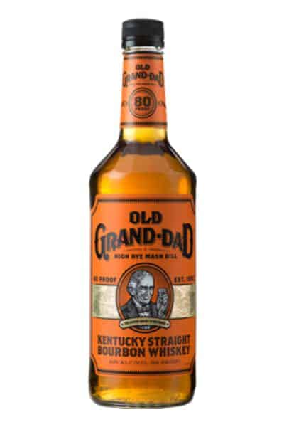 Old Grand Dad Bourbon Whiskey | Drizly