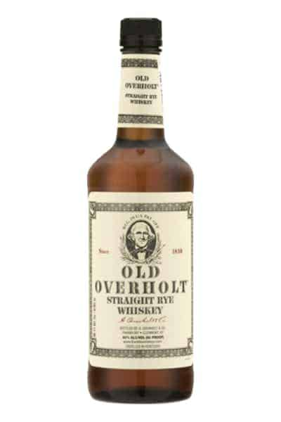 Old Overholt Rye Whiskey | Drizly