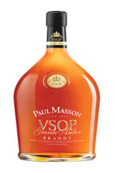 Paul Masson Grande Amber VSOP Brandy | Drizly