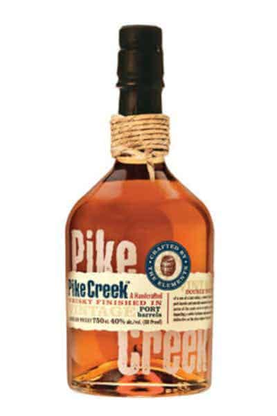 Pike Creek Canadian Whisky | Drizly