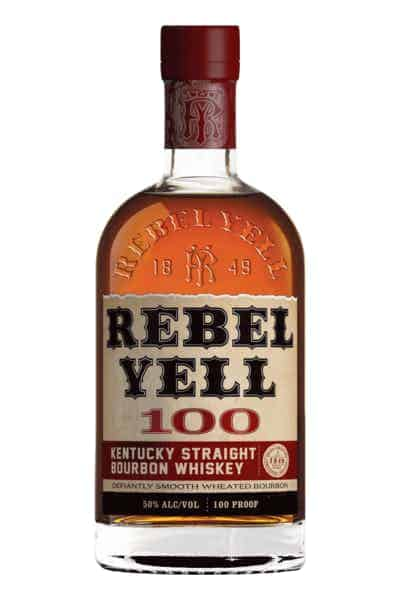 Rebel Yell 100 Proof Bourbon | Drizly