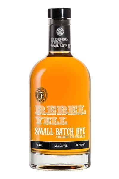 Rebel Yell Small Batch Rye | Drizly