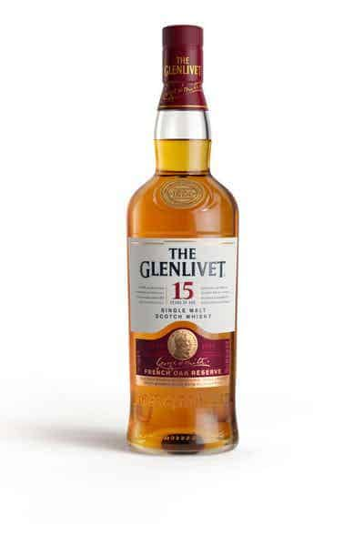 The Glenlivet 15 Year | Drizly