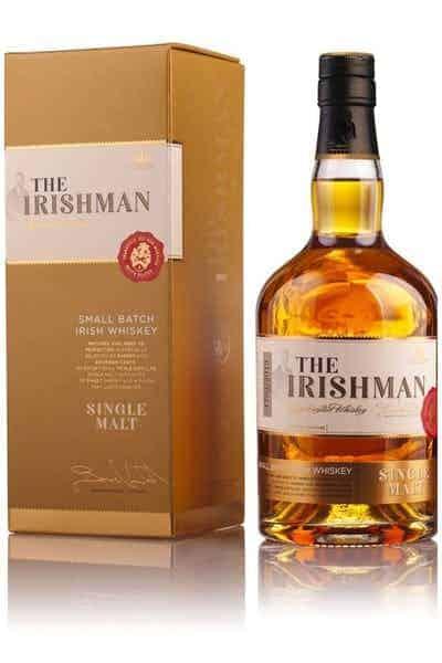 The Irishman Single Malt | Drizly