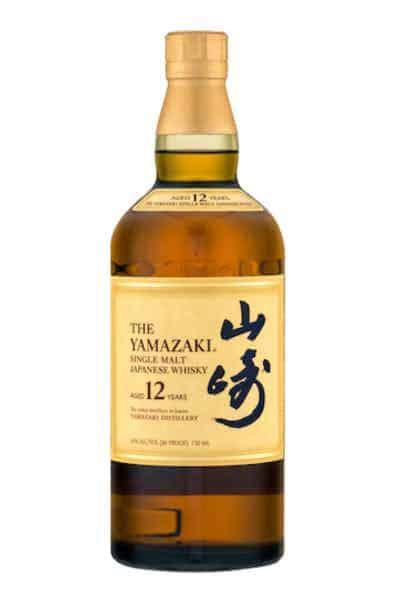 Yamazaki 12 Year Old Whisky | Drizly