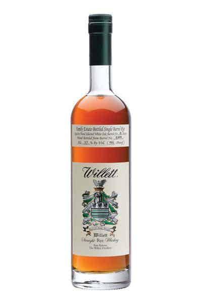 Willett Family Estate Bottled Rye 4 Year | Drizly