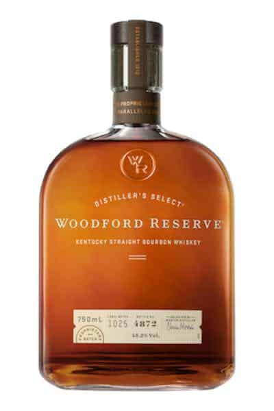 Woodford Reserve Kentucky Straight Bourbon Whiskey | Drizly