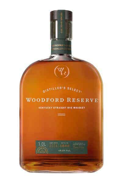 Woodford Reserve Kentucky Straight Rye Whiskey | Drizly