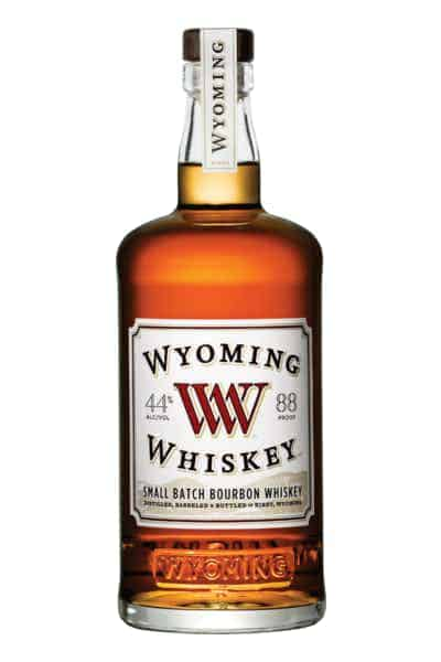 Wyoming Whiskey Small Batch Straight Bourbon Whiskey | Drizly