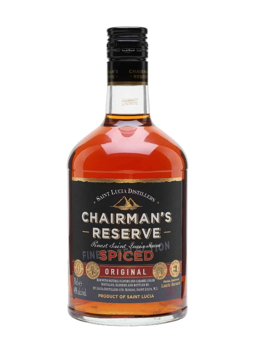Chairman's Reserve Spiced Rum | The Whiskey Exchange