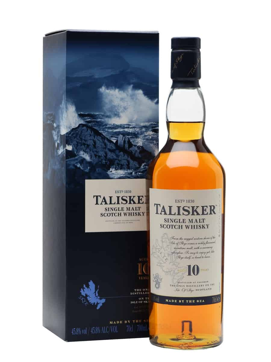 Talisker 10 Year Old | The Whiskey Exchange