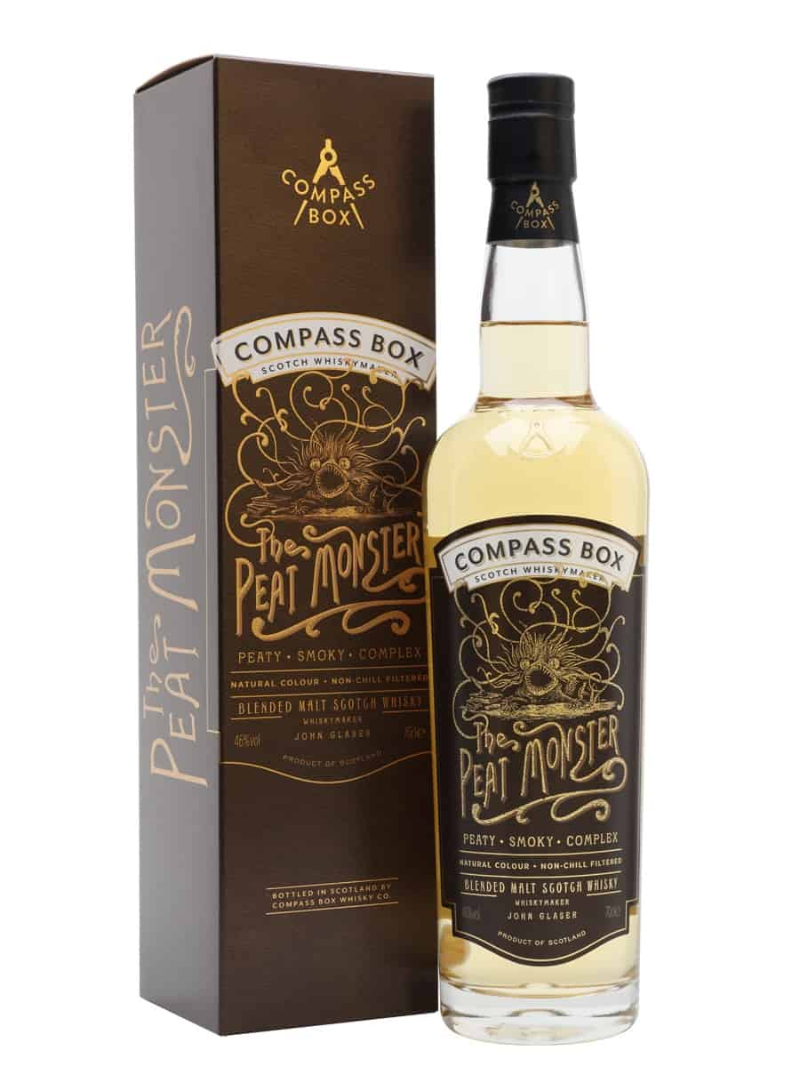 Compass Box The Peat Monster | The Whiskey Exchange