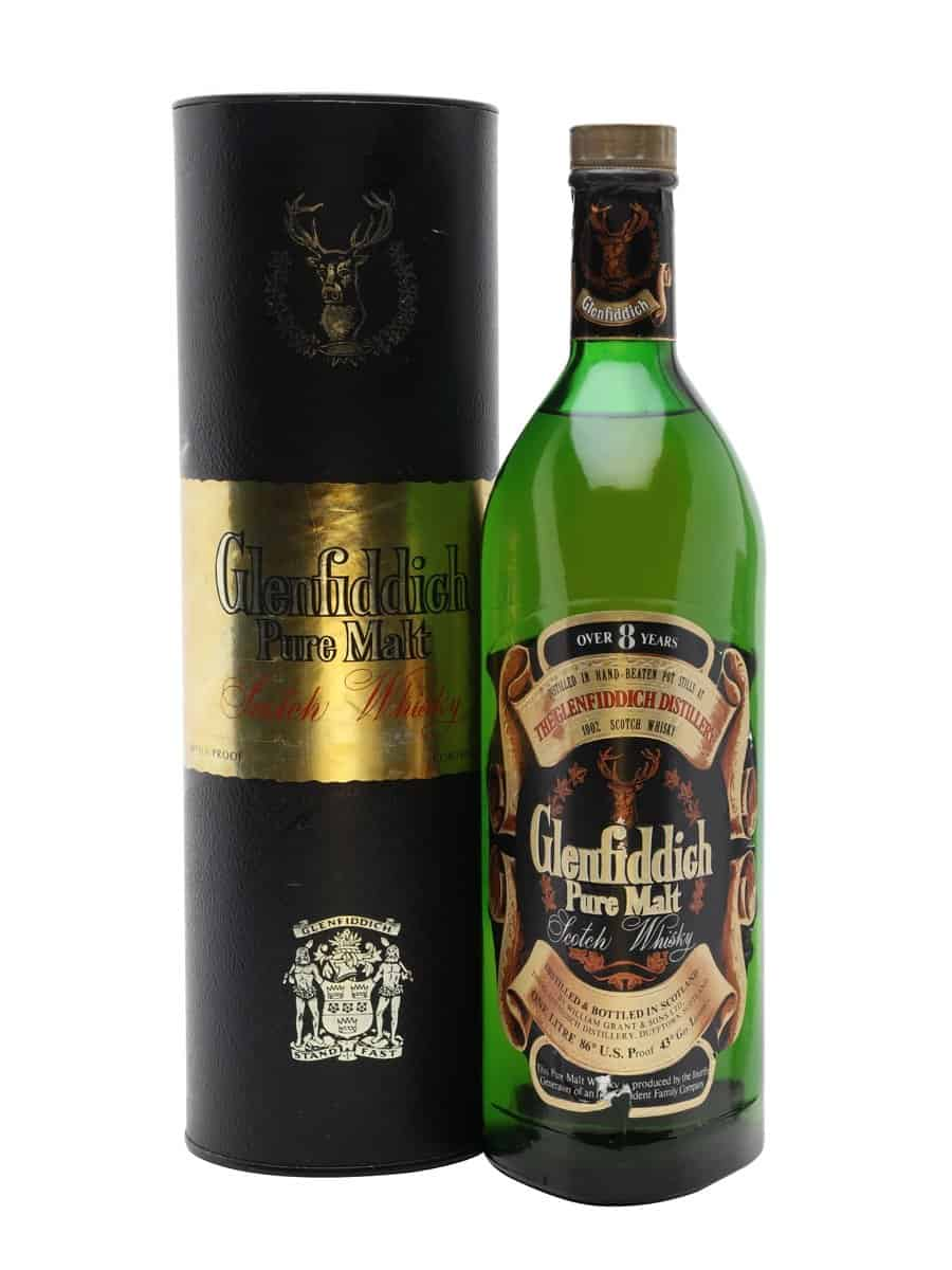 Glenfiddich 8 Year Old | The Whiskey Exchange