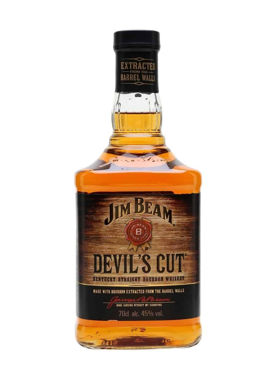 Jim Beam Devil's Cut Bourbon | The Whiskey Exchange